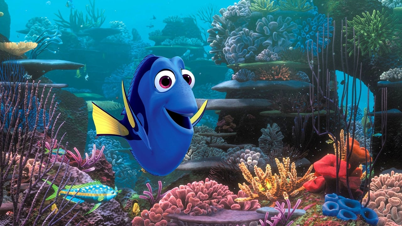 Finding Dory backdrop