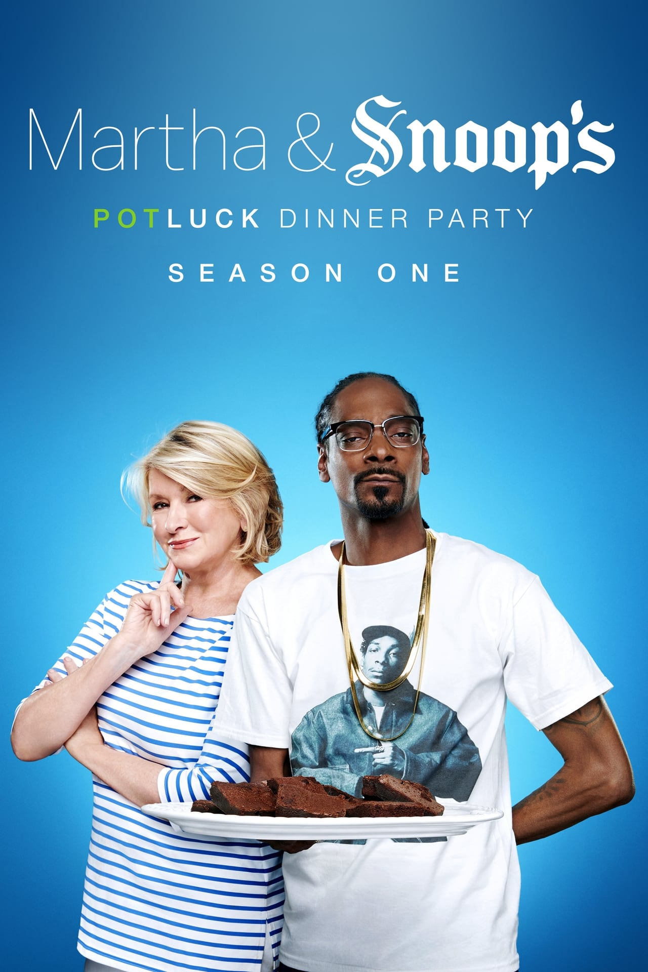 Putlocker Martha & Snoop's Potluck Dinner Party Season 1 (2016)