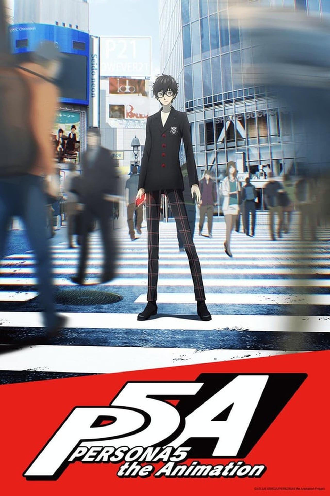 Persona 5 The Animation Season 1