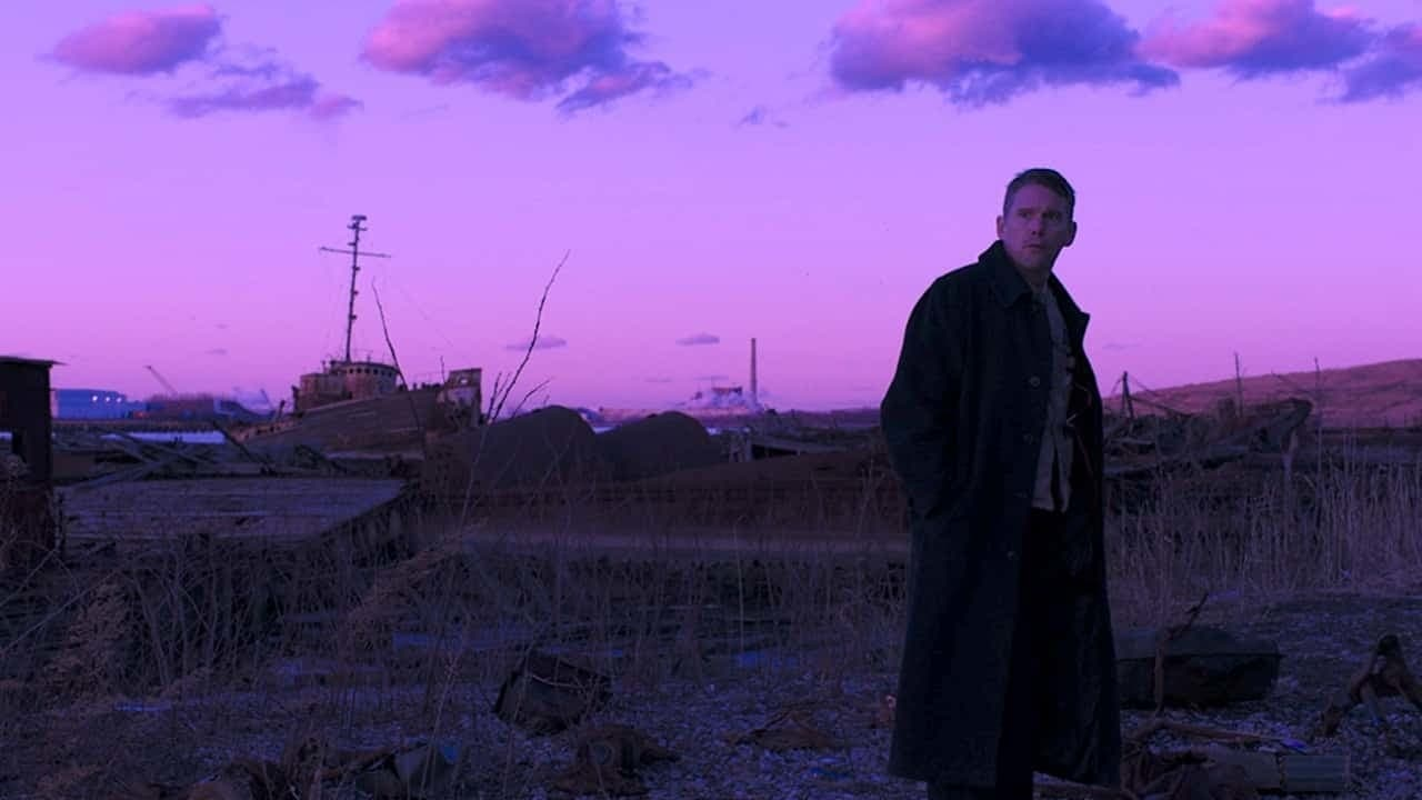 First Reformed backdrop