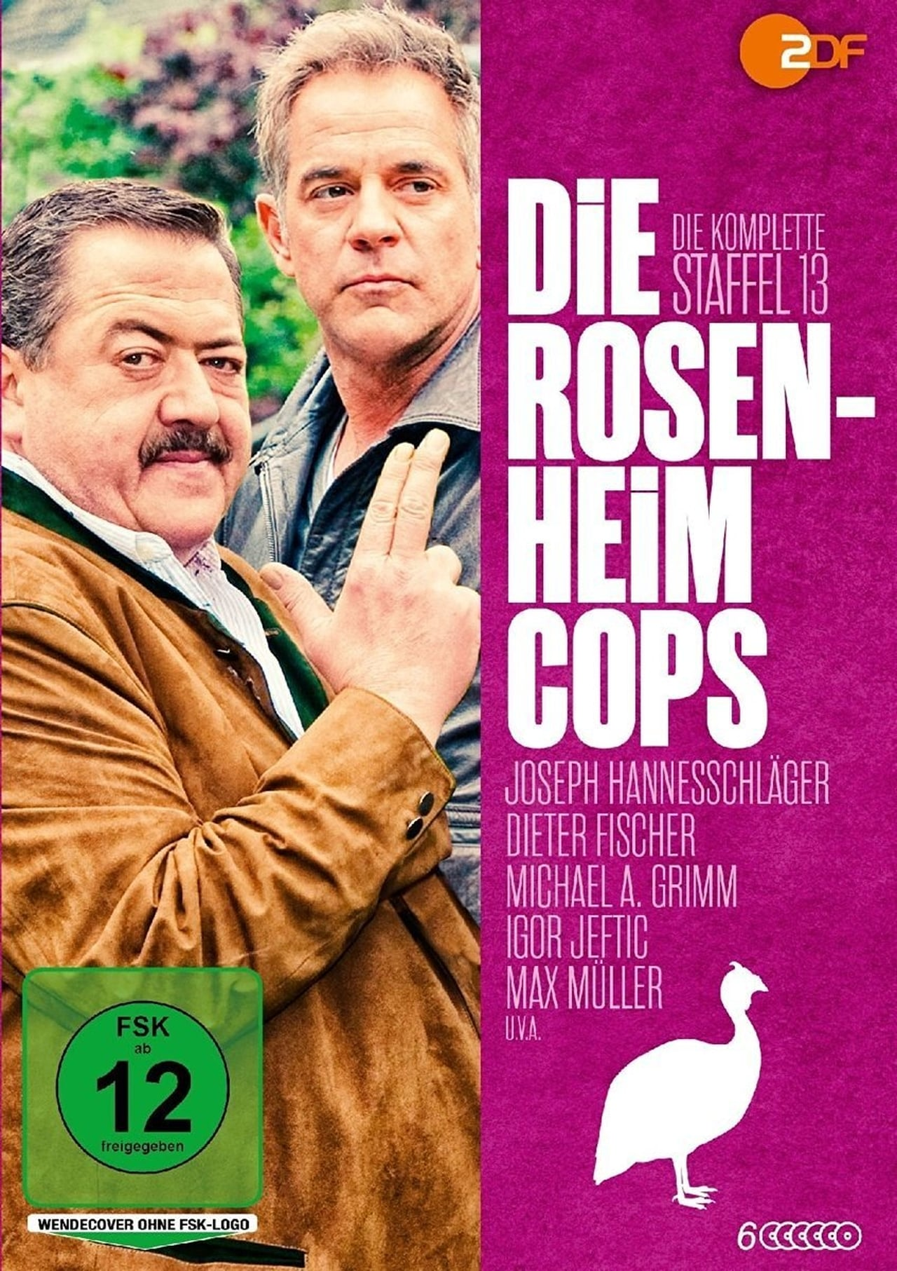 The Rosenheim Cops Season 13 (2013) putlockers cafe