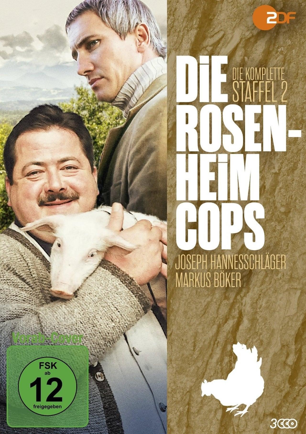 Watch The Rosenheim Cops Season 2 Online