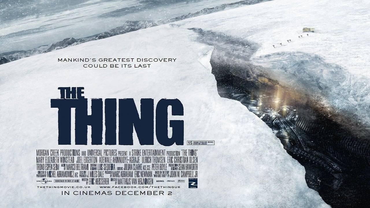 The Thing backdrop