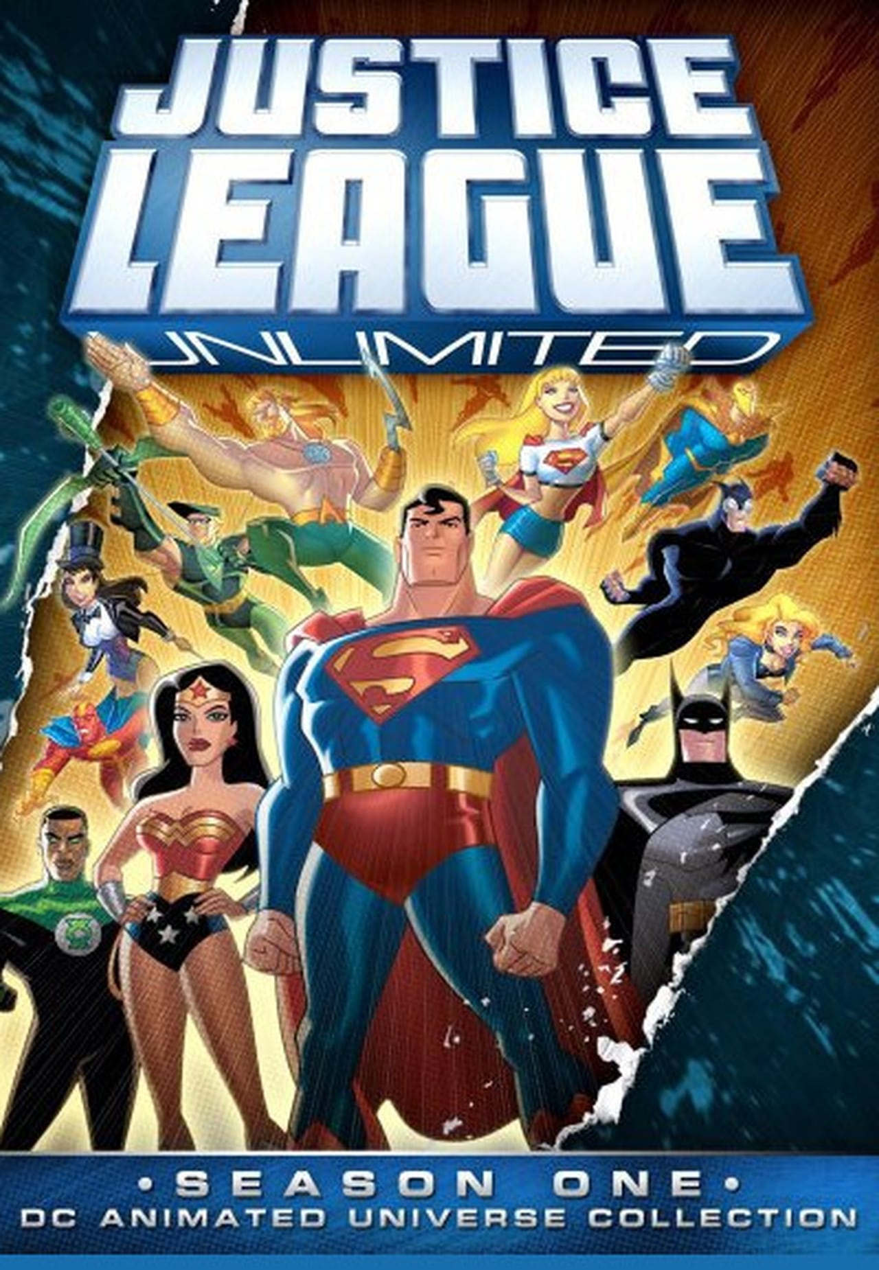 Watch Justice League Season 3 Online