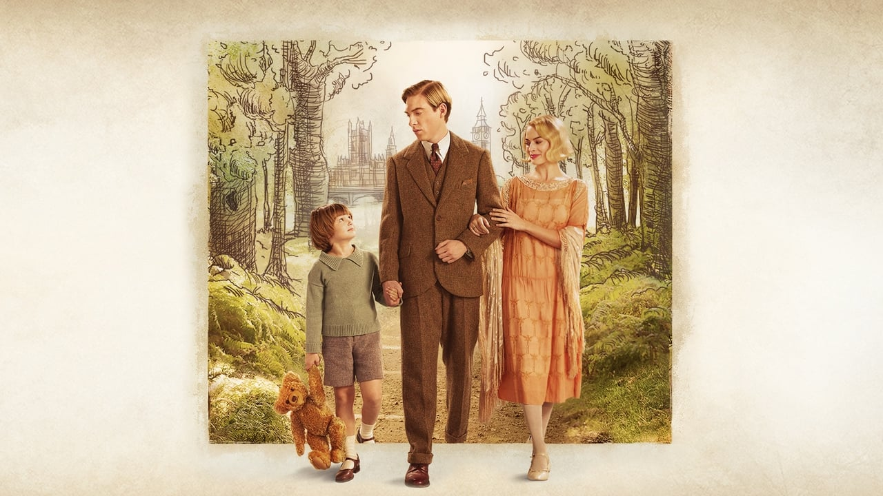 Ver Goodbye Christopher Robin