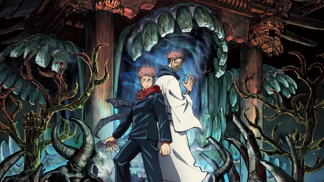 Jujutsu Kaisen Season 1 Episode 20 : Nonstandard