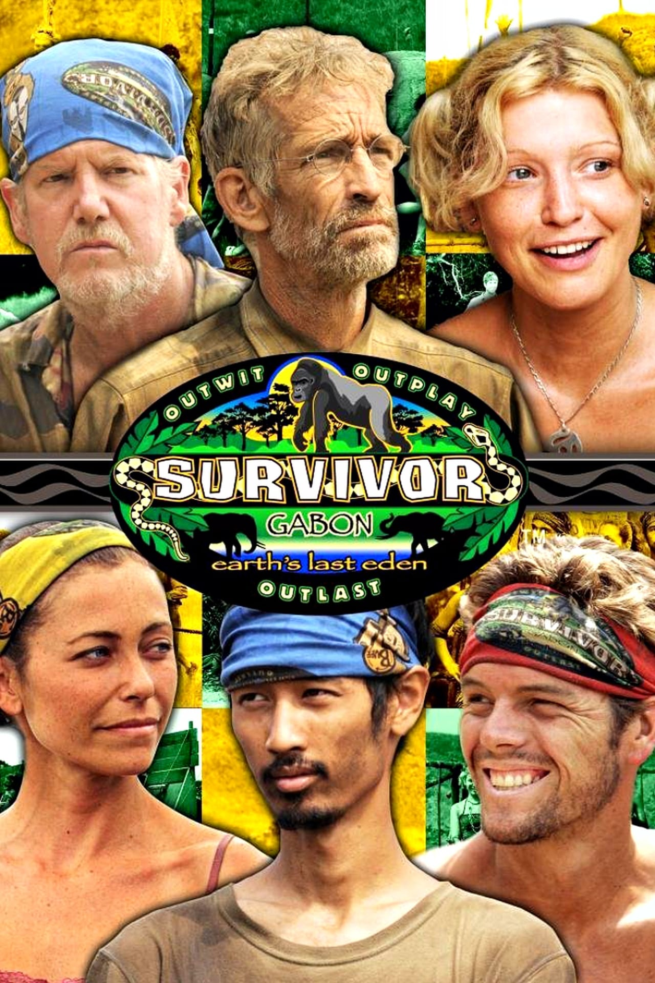 Putlocker Survivor Season 17 (2008)