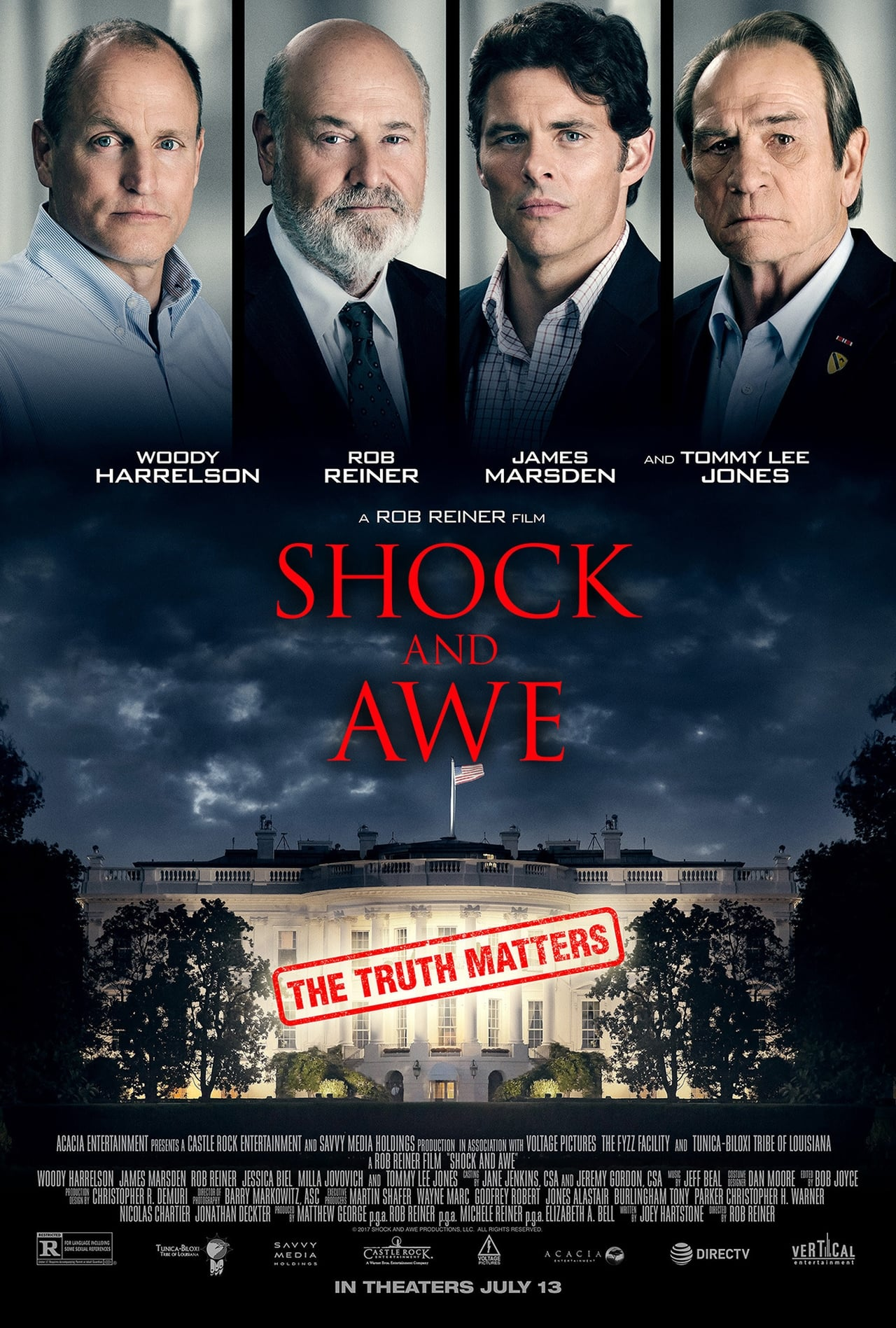 Shock And Awe (2018) putlockers cafe
