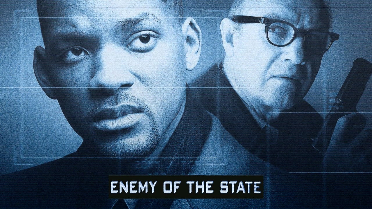Enemy of the State backdrop