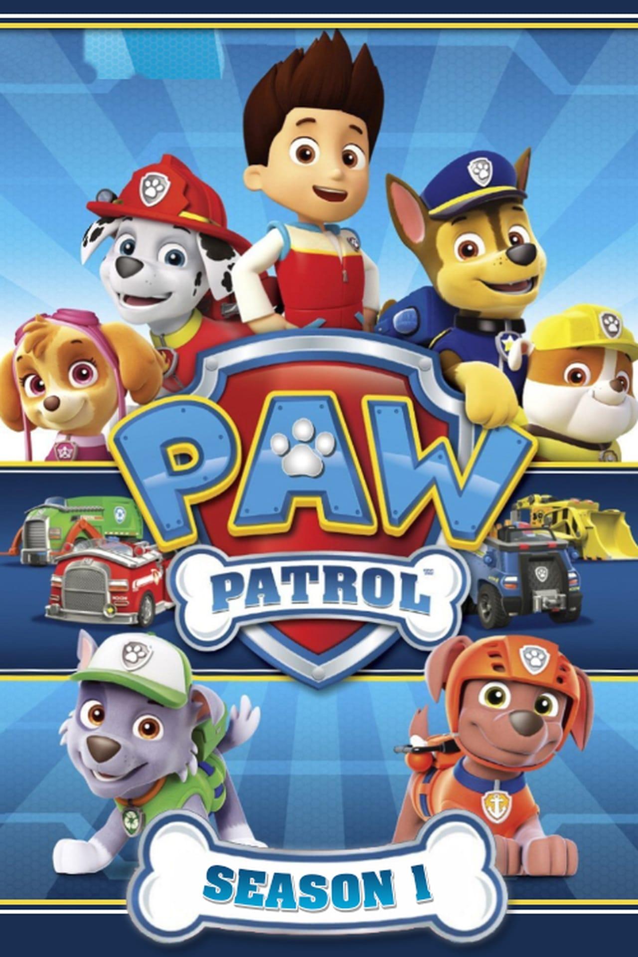 Watch Paw Patrol Season 1 Online