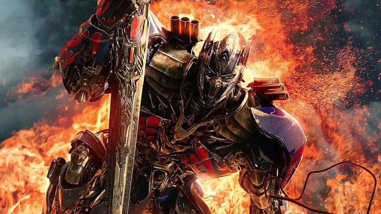 Transformers: The Last Knight backdrop