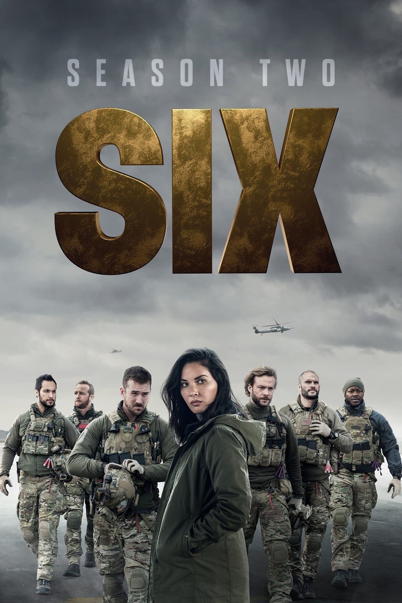 Putlocker Six Season 2 (2018)
