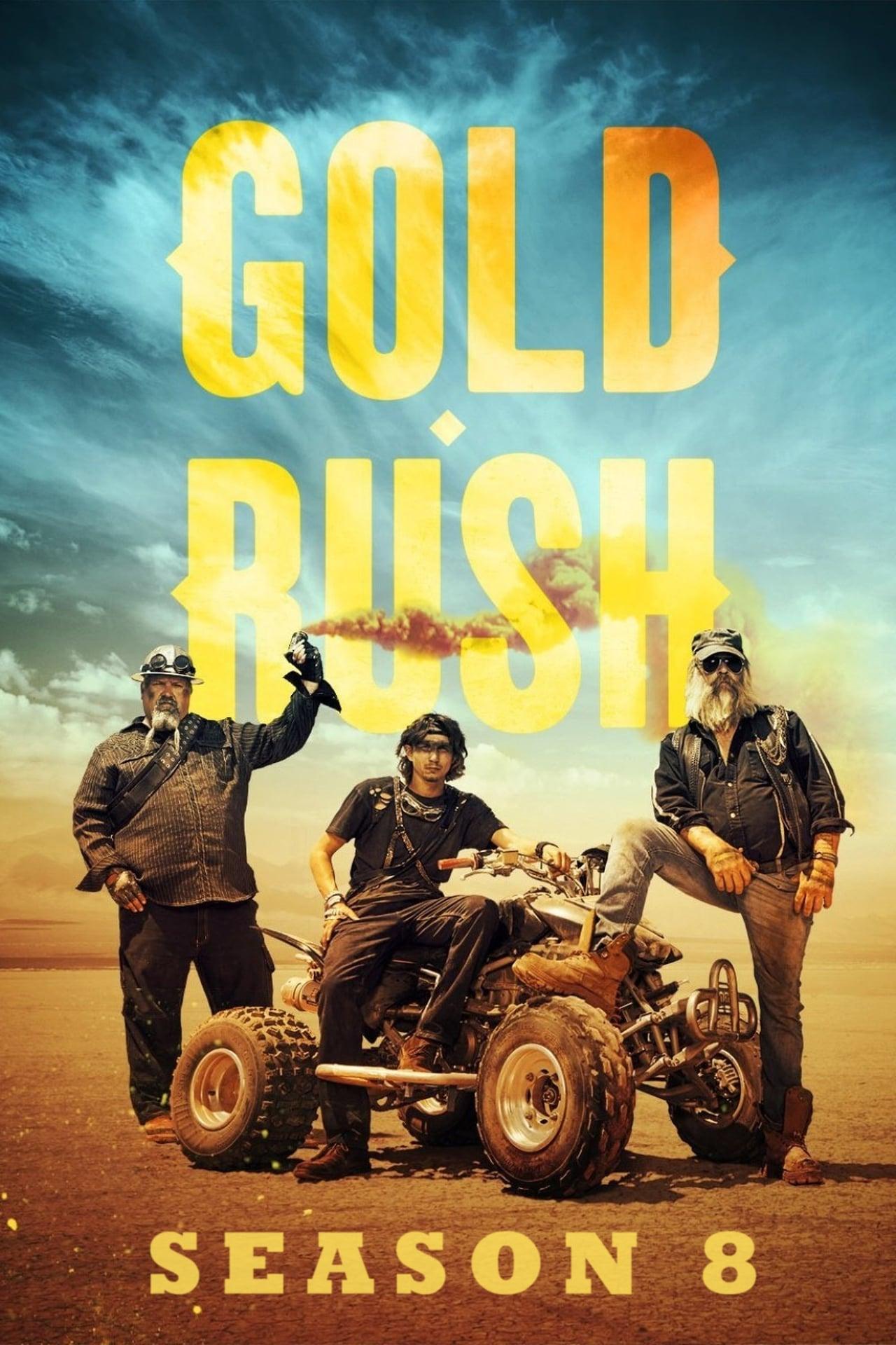 Gold Rush Season 8