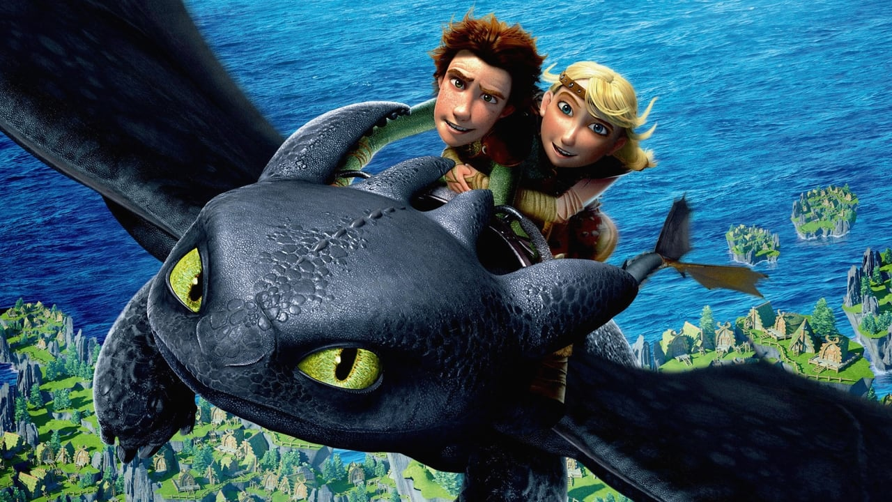 How to Train Your Dragon 2 backdrop