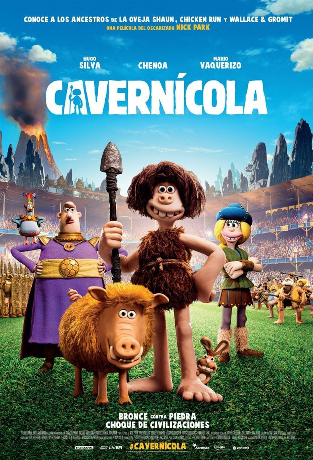 Cavernícola  (Early Man) ()