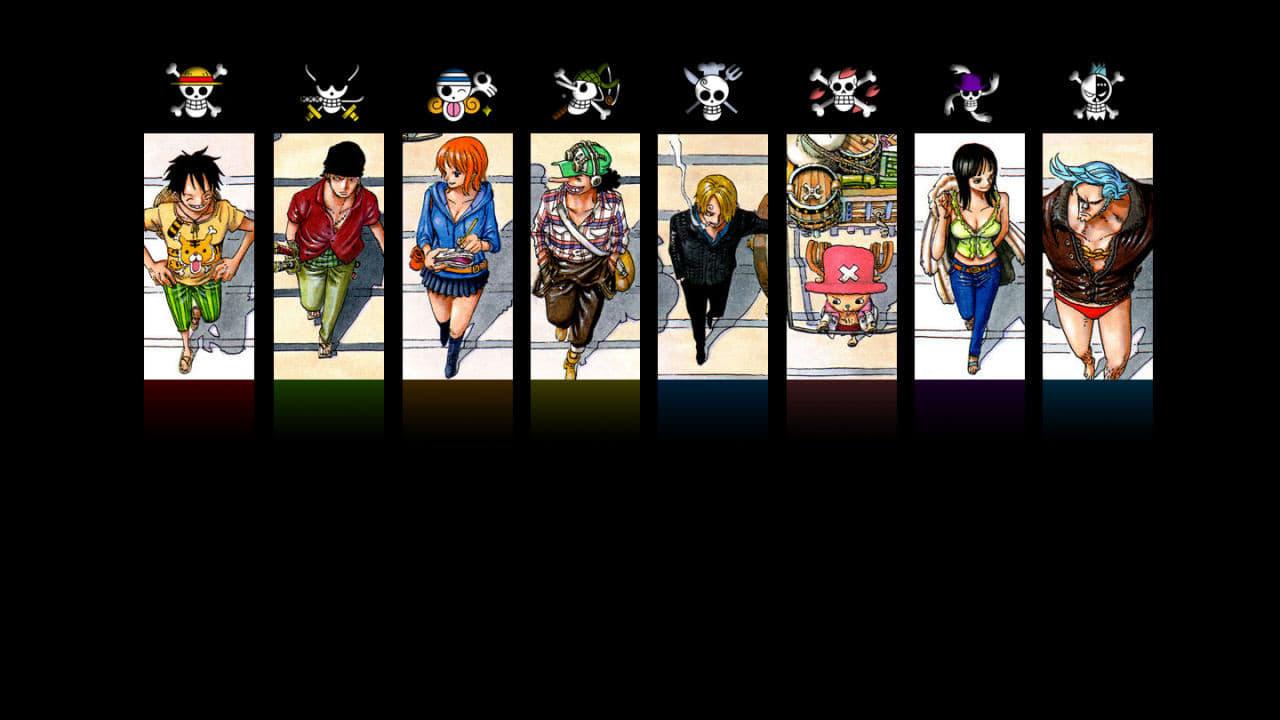 One Piece East Blue Saga