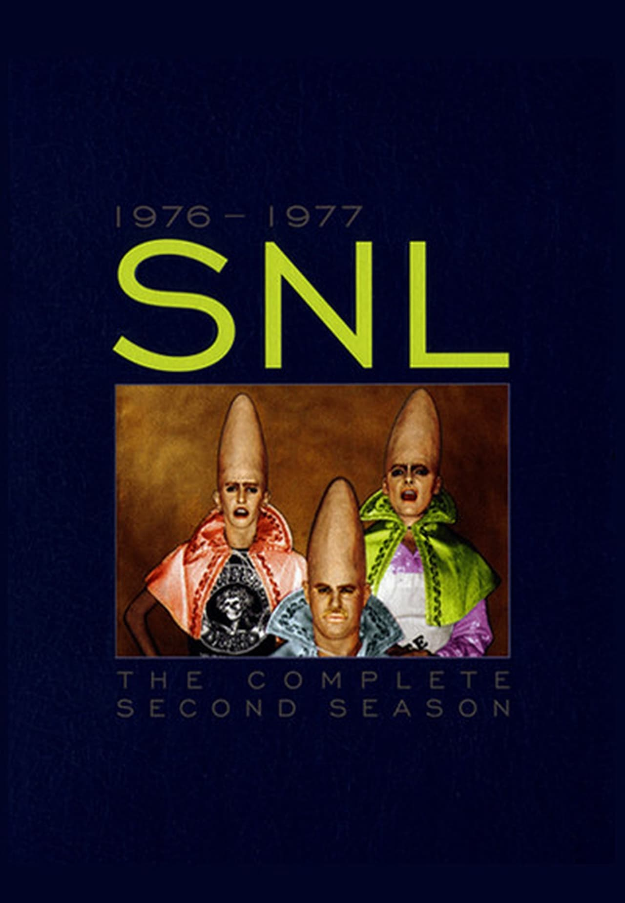 Putlocker Saturday Night Live Season 2 (1976)