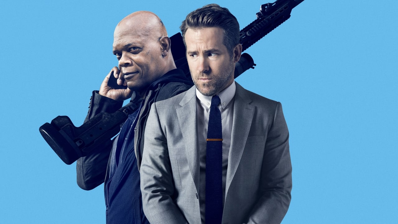 The Hitman's Bodyguard backdrop