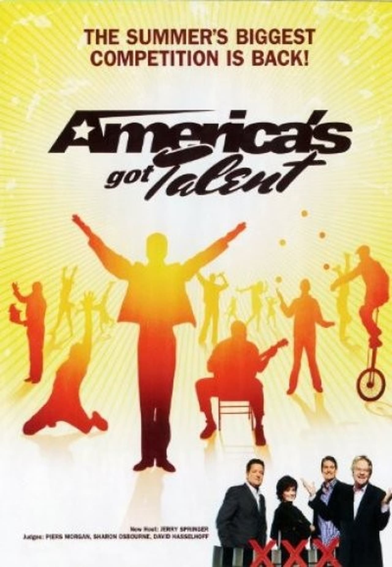 Watch America's Got Talent Season 2 Online