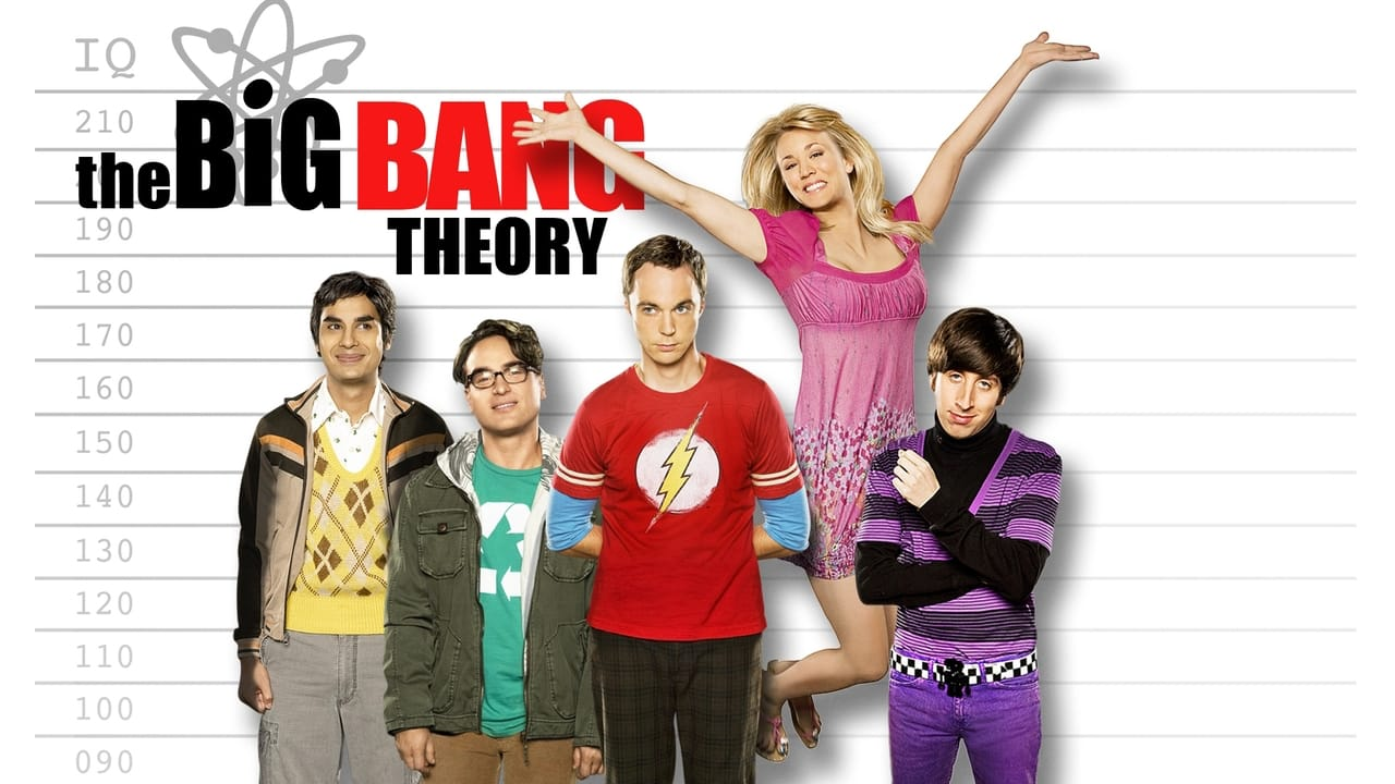 The Big Bang Theory backdrop