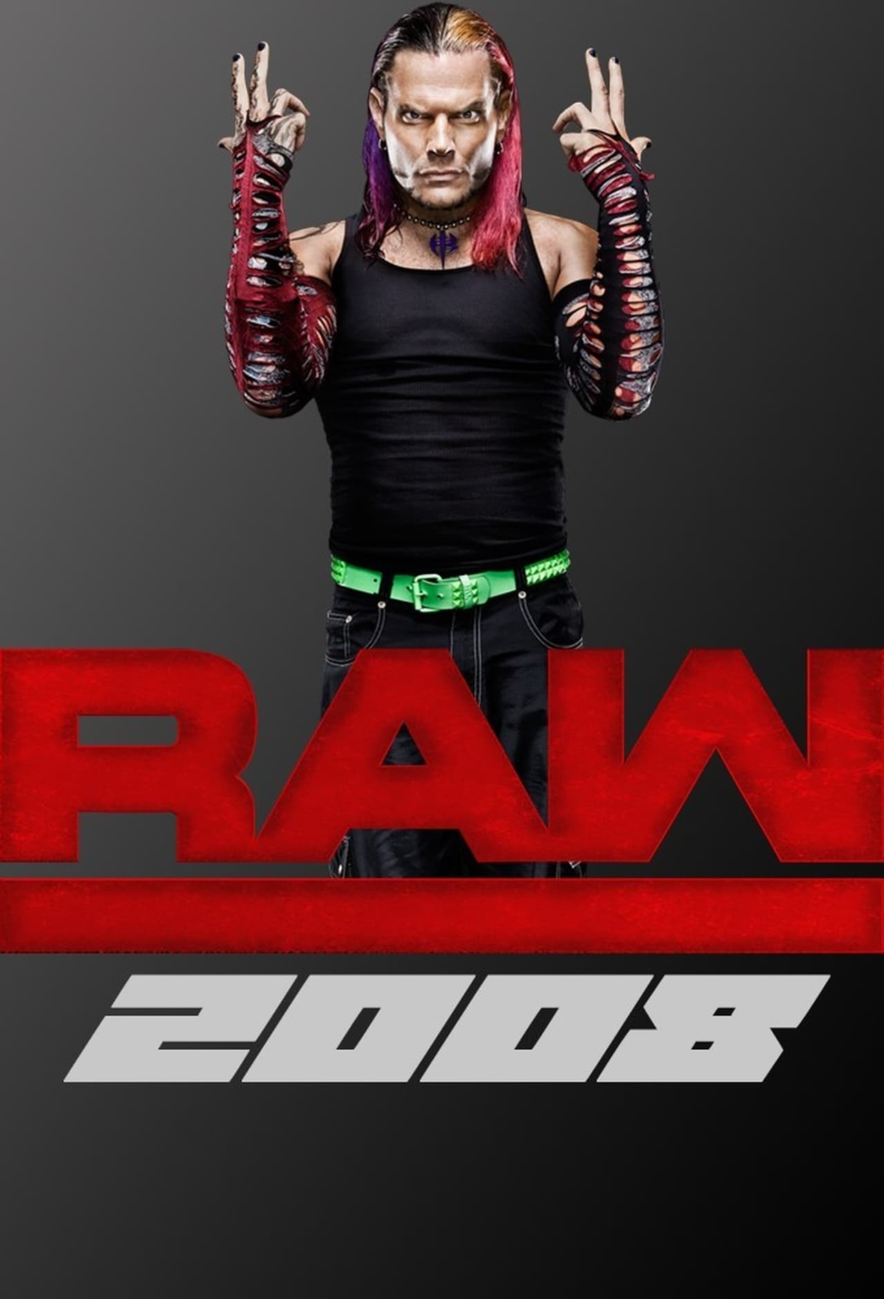 Putlocker Wwe Raw Season 16 (2008)