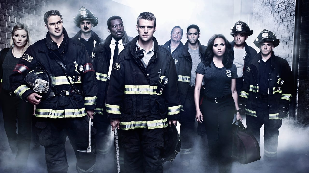 Chicago Fire - Season 1 Episode 15 : Nazdarovya!