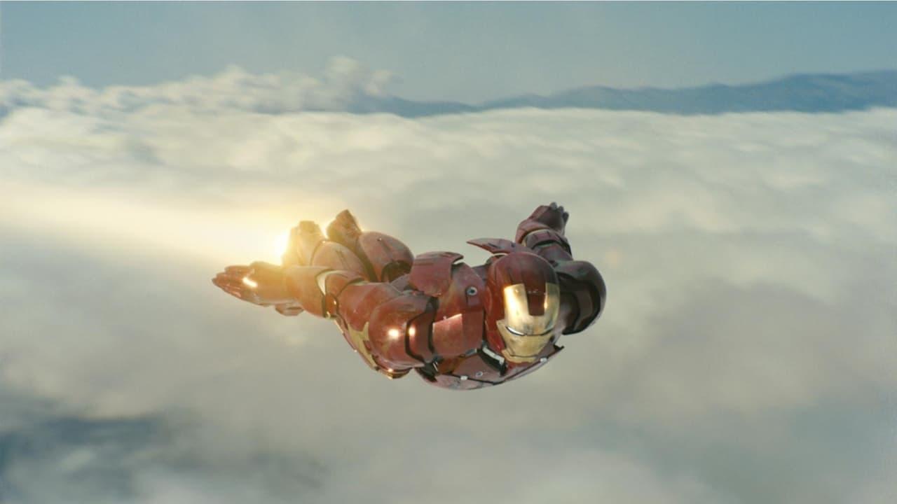 Iron Man backdrop
