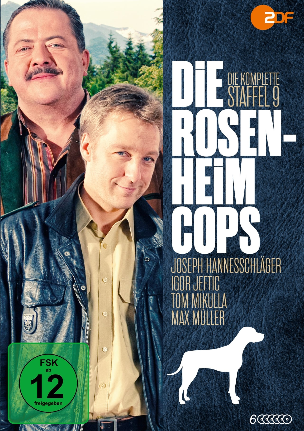 The Rosenheim Cops Season 9 (2009) putlockers cafe