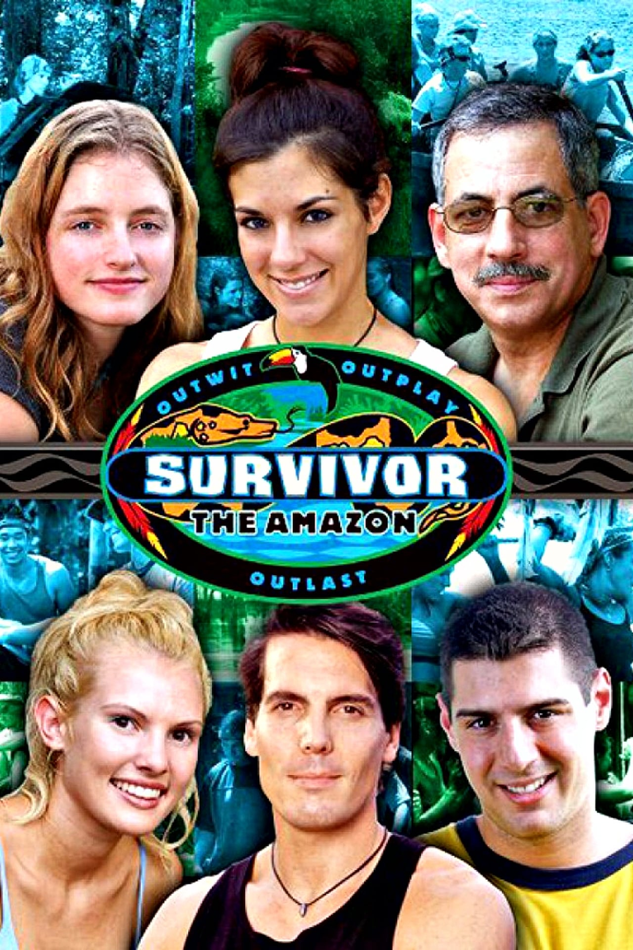 Putlocker Survivor Season 6 (2003)