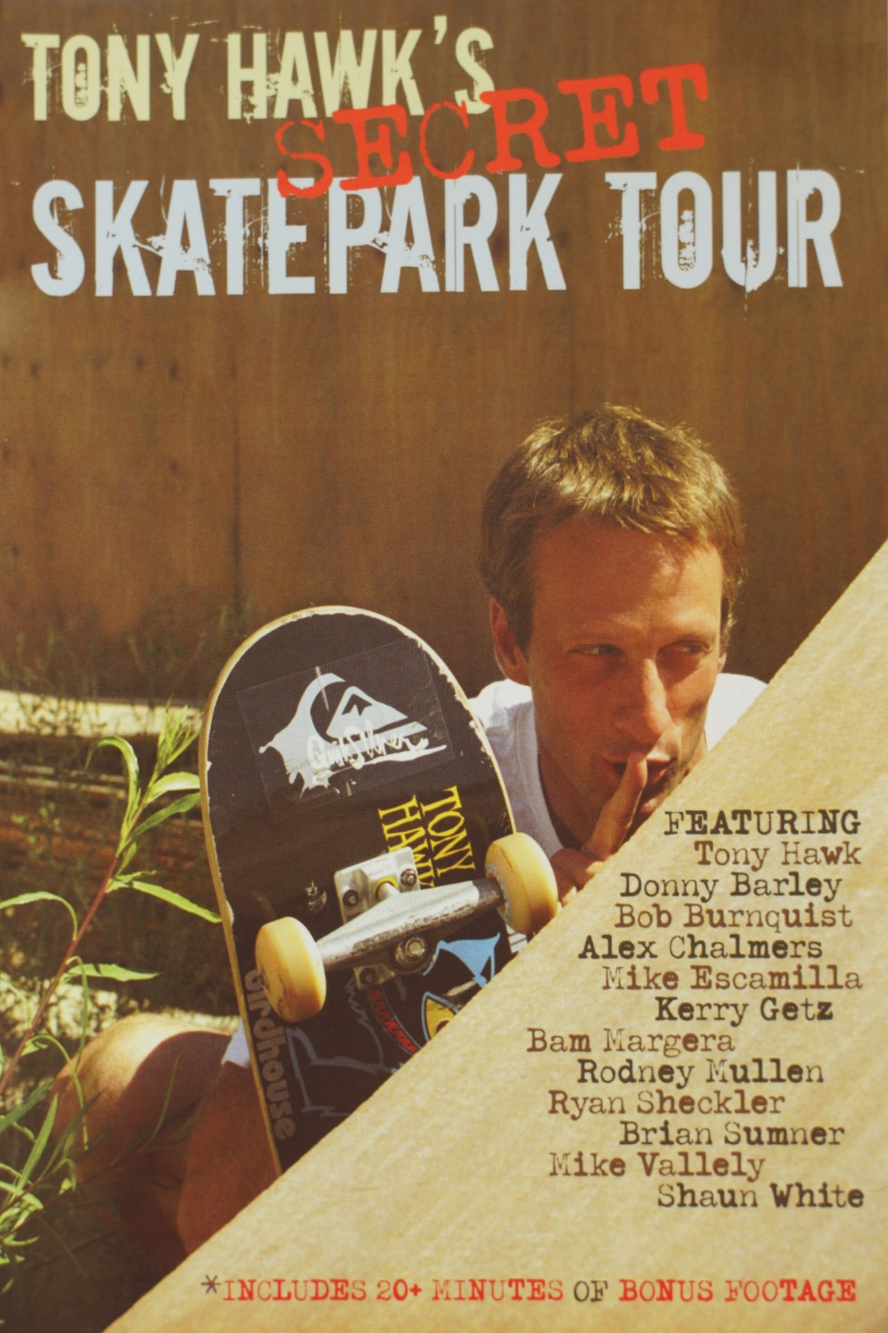 Tony Hawk's Secret Skatepark Tour