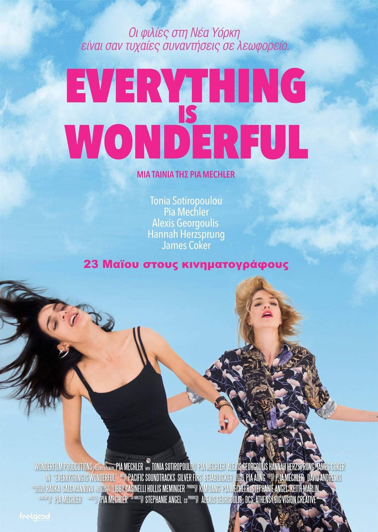 Everything is Wonderful