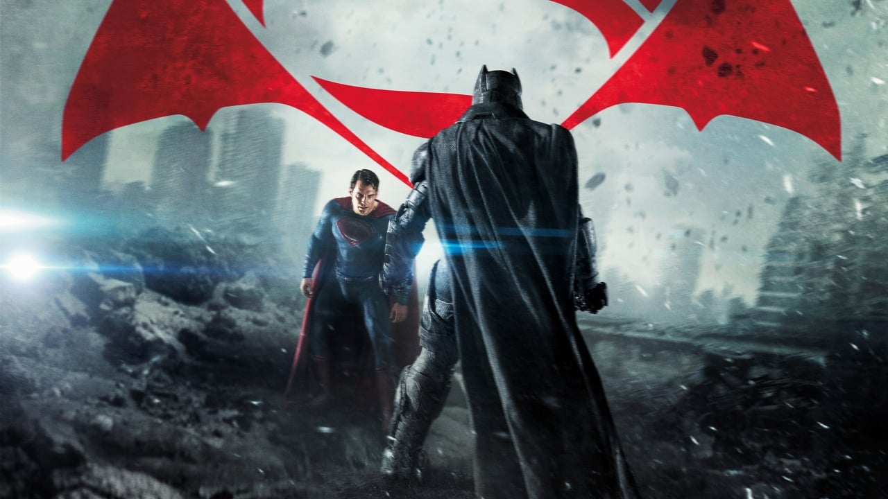 Batman v Superman: Dawn of Justice backdrop