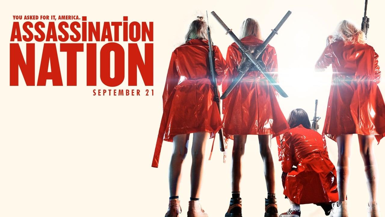 Assassination Nation backdrop