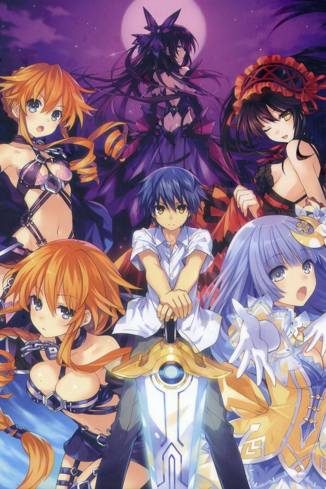 Watch Date A Live Season 2 Online