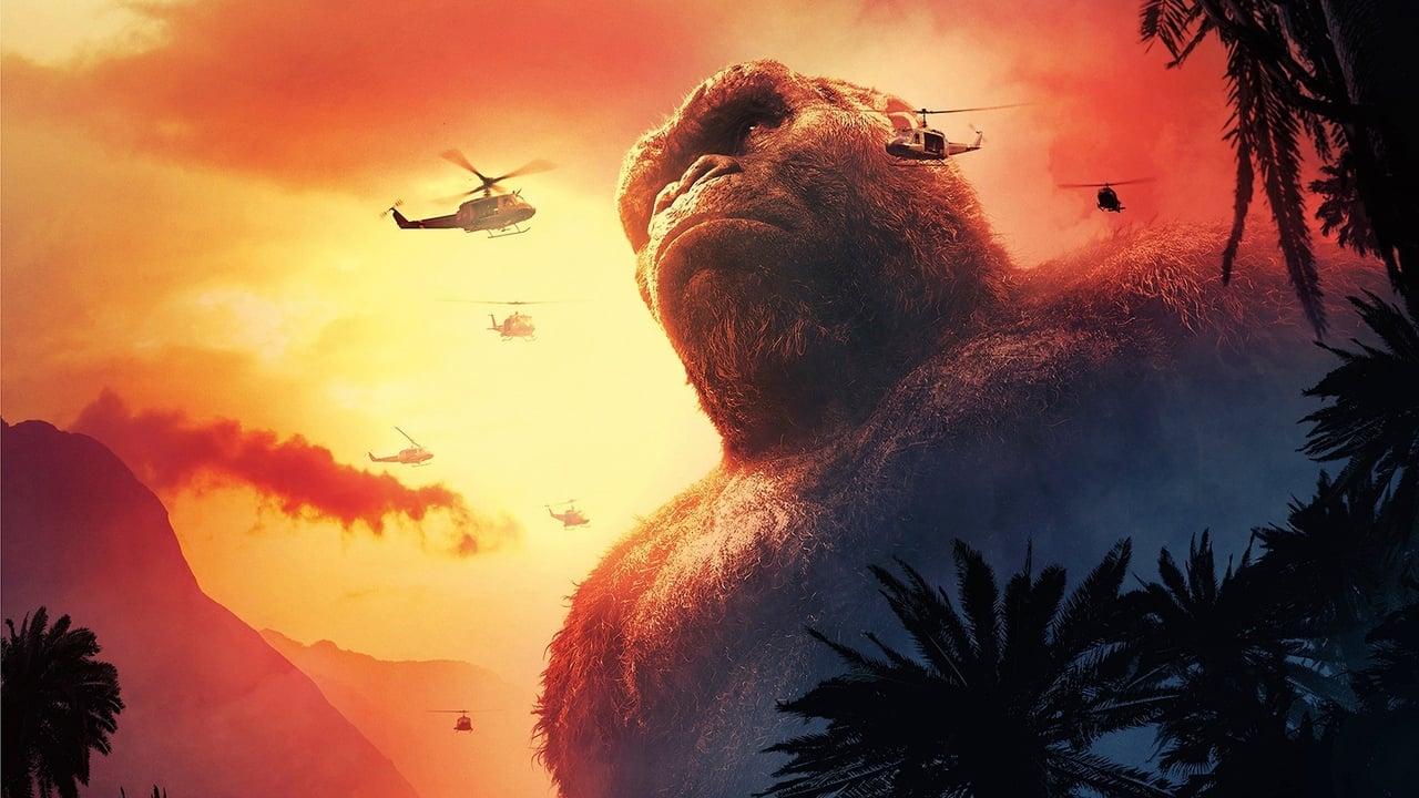 Kong: Skull Island backdrop