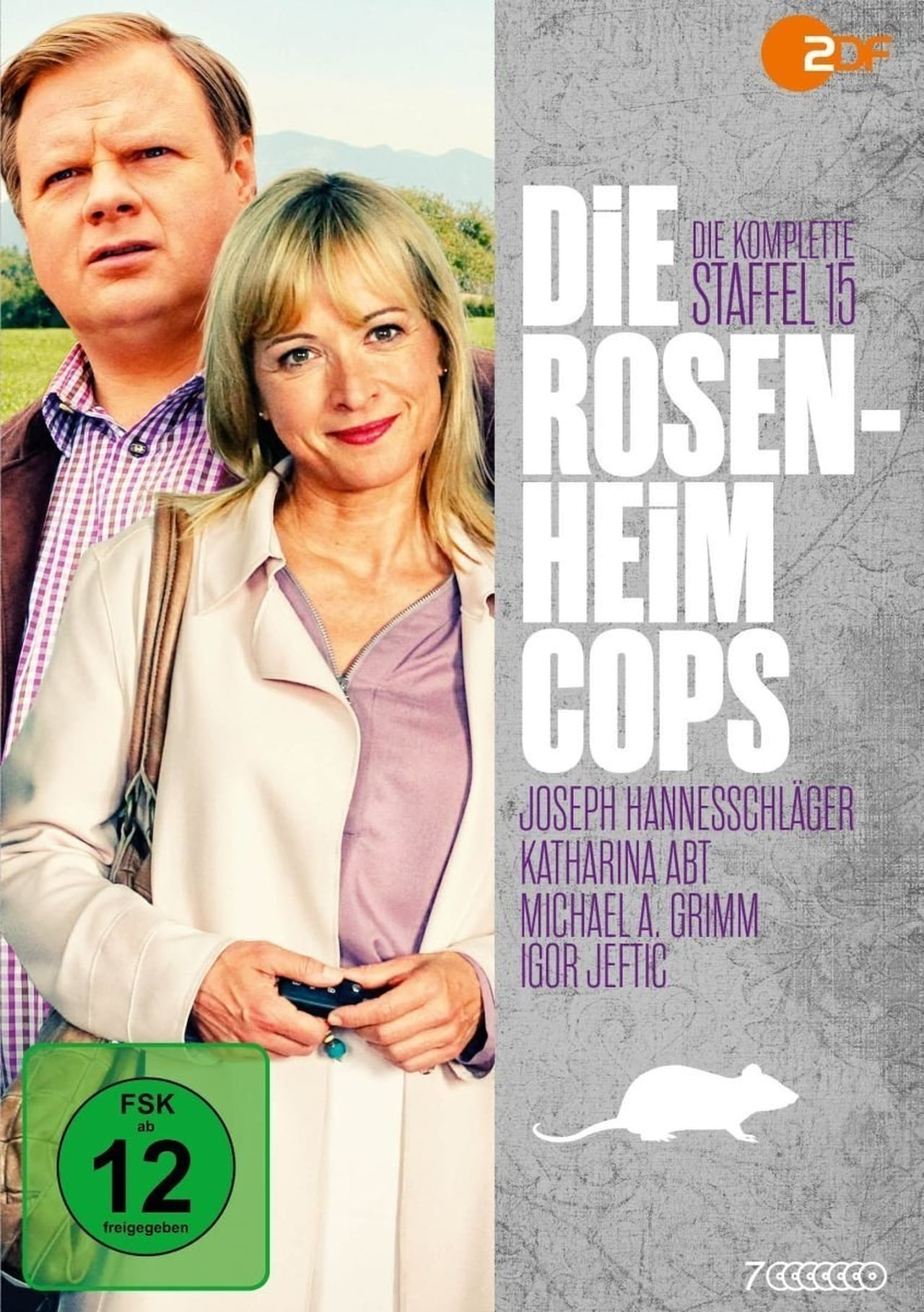 The Rosenheim Cops Season 15 (2015) putlockers cafe