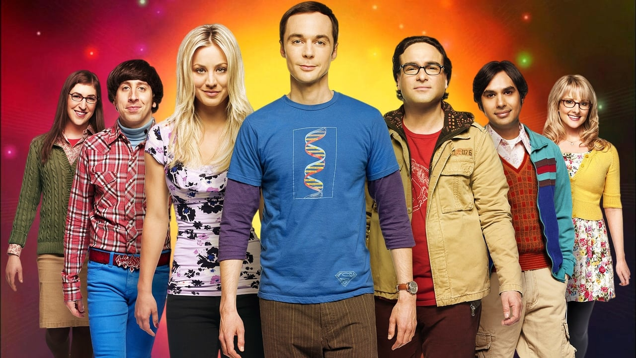 cover-The Big Bang Theory