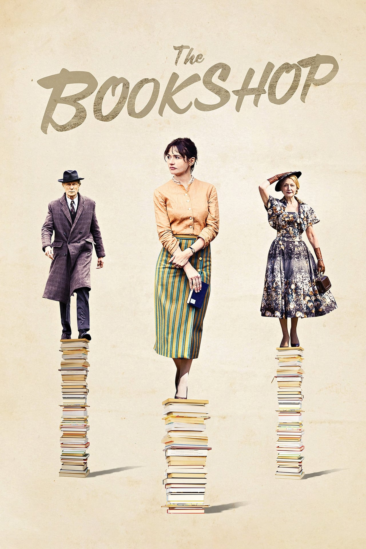 The Bookshop (2018) putlockers cafe