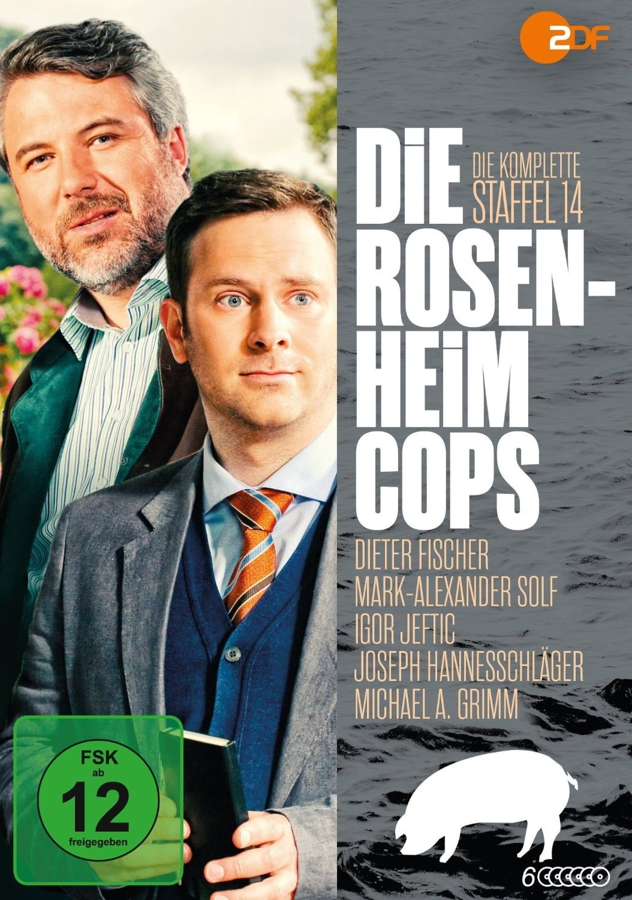 Putlocker The Rosenheim Cops Season 14 (2014)