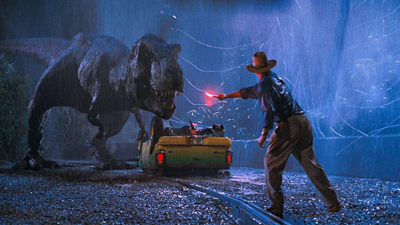 Jurassic Park backdrop