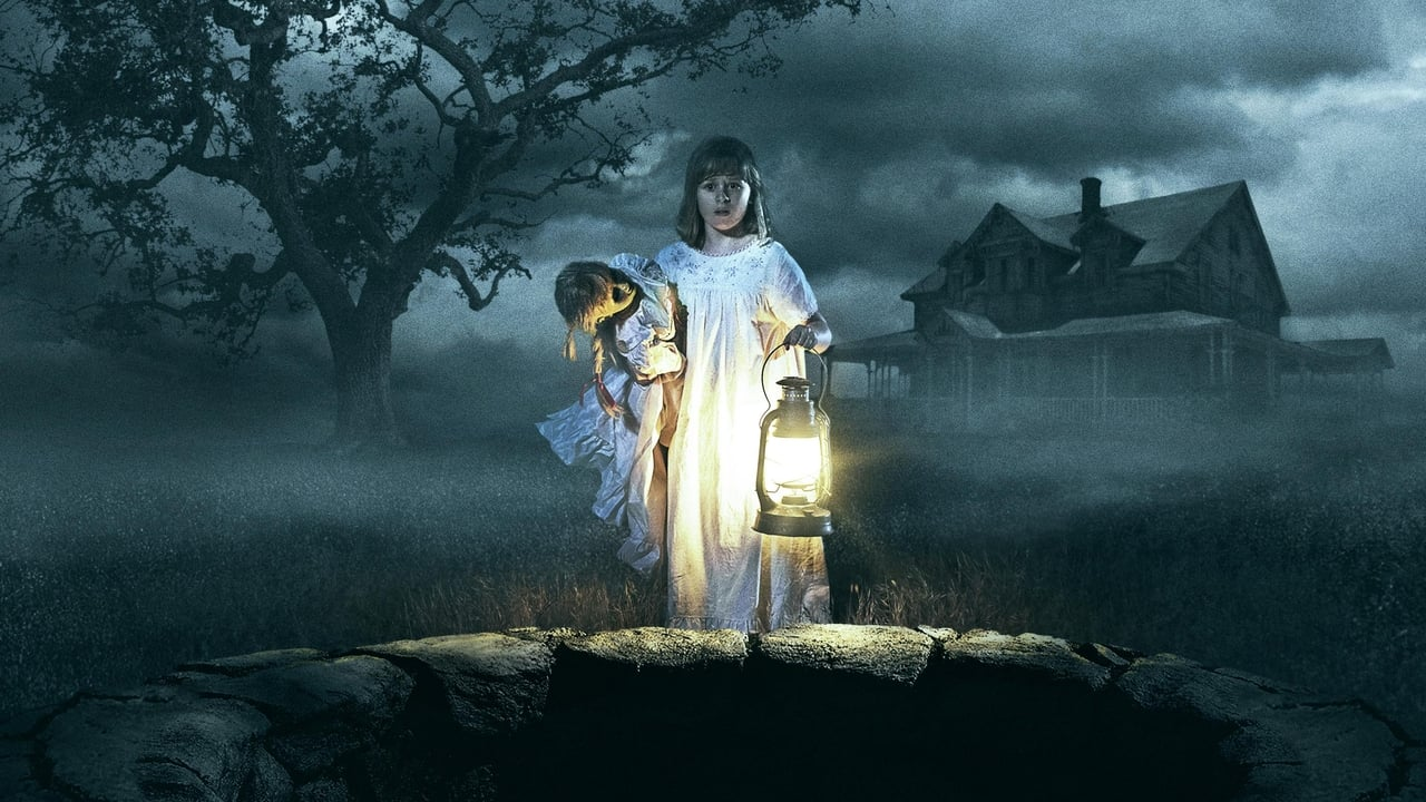 ANNABELLE CREATION (2017) HD 720P SUBTITULADO