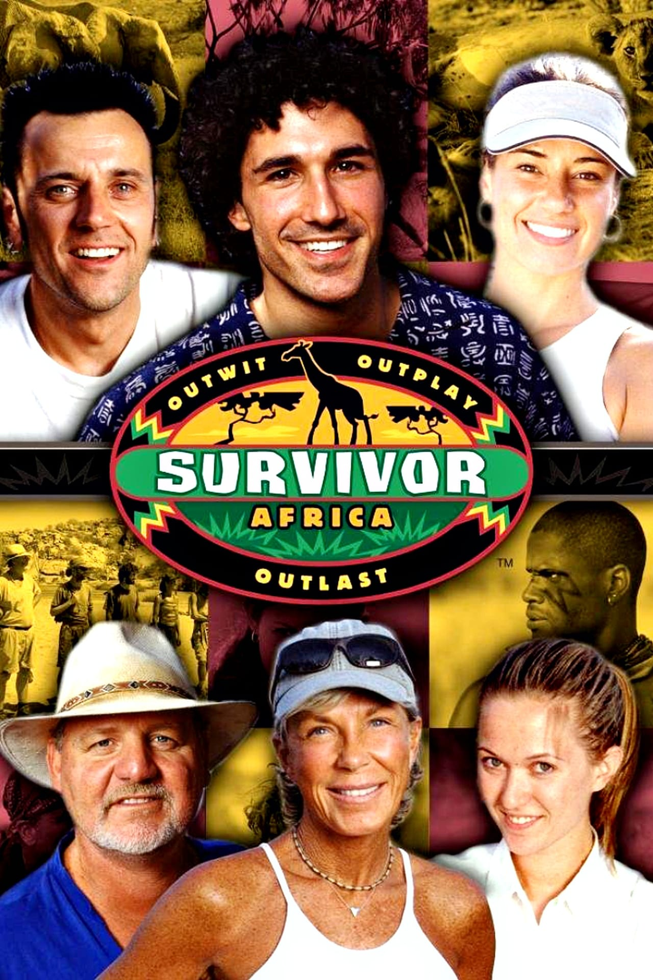 Putlocker Survivor Season 3 (2001)