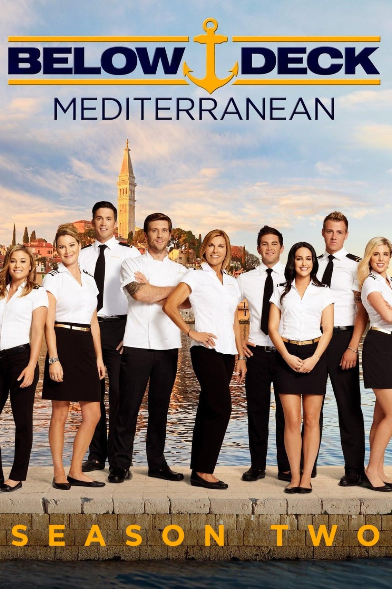 Below Deck Mediterranean Season 2