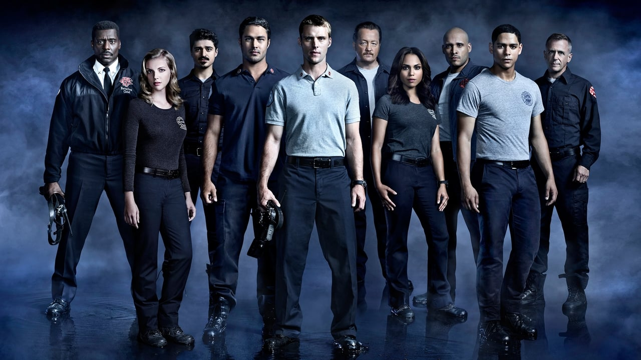 Chicago Fire - Season 1 Episode 3 : Professional Courtesy