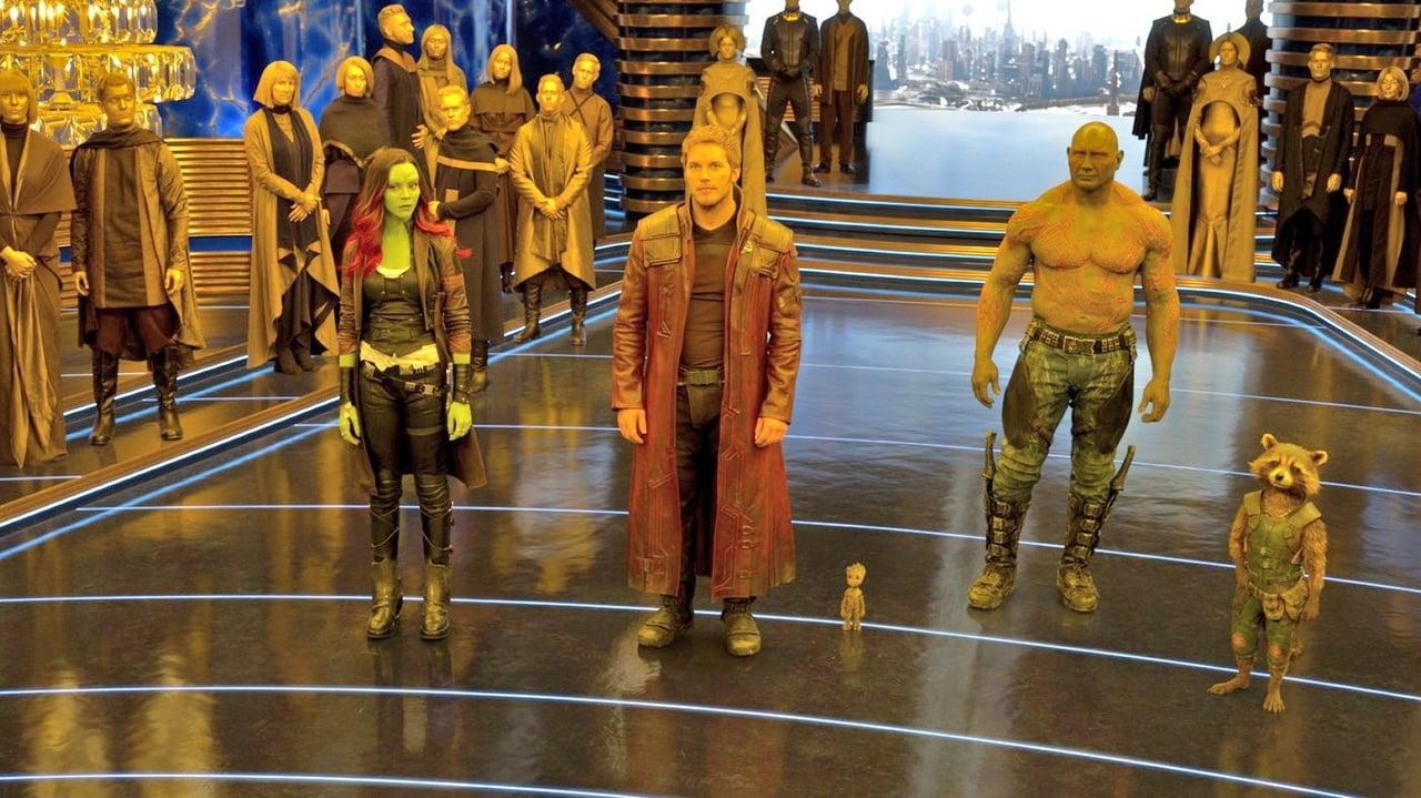 Guardians of the Galaxy Vol. 2 backdrop