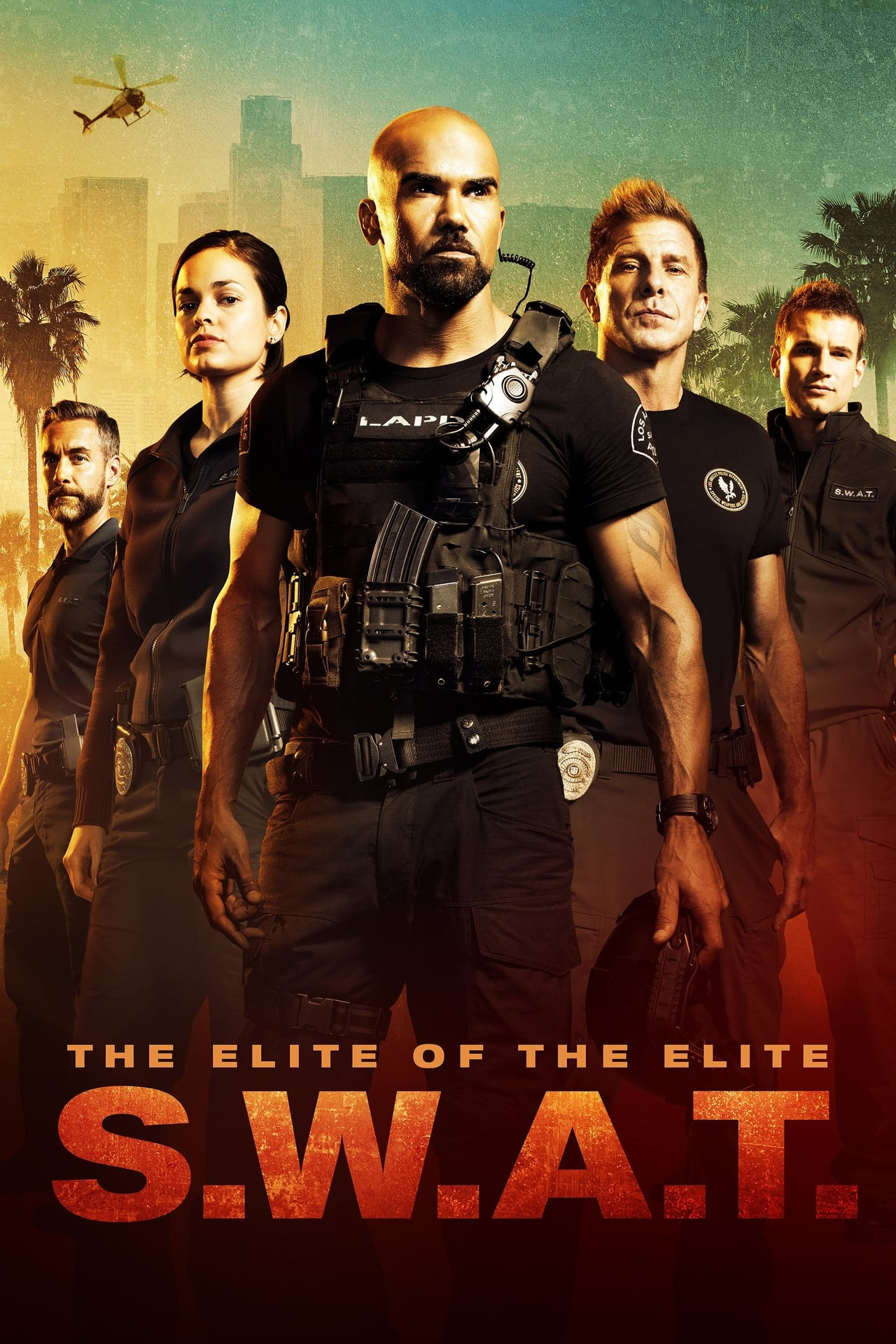 S.w.a.t. Season 1 (2017) putlockers cafe