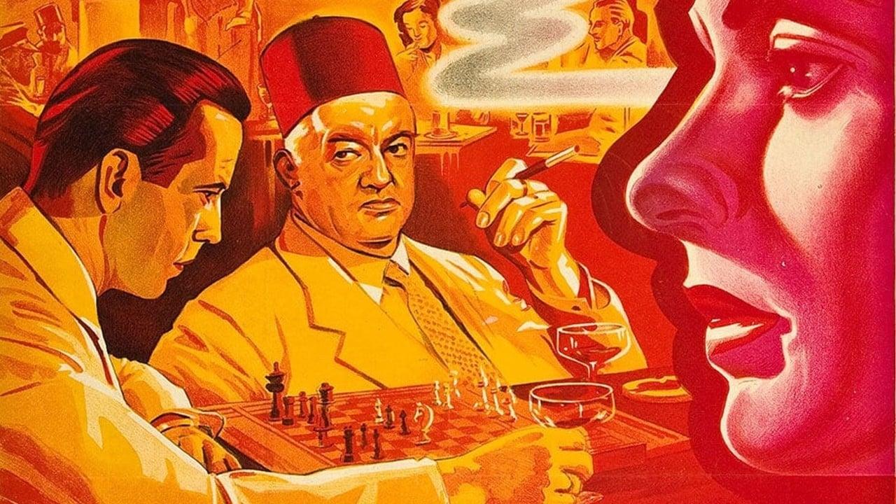 Casablanca backdrop