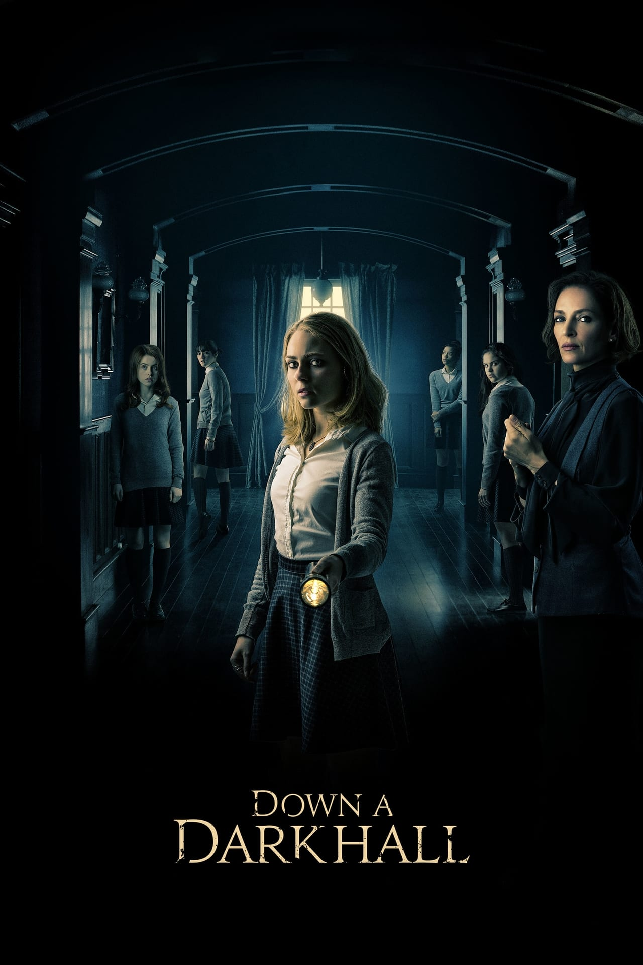 Putlocker Down A Dark Hall (2018)
