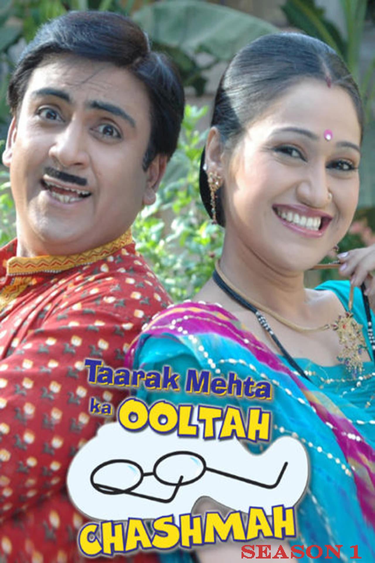 Putlocker Taarak Mehta Ka Ooltah Chashmah Season 1 (2008)