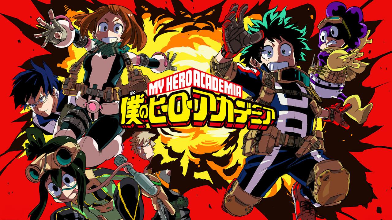 My Hero Academia - Season 2
